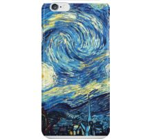 The Starry Night iPhone Case/Skin
