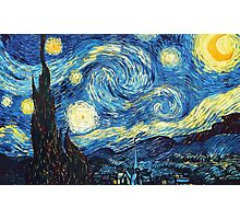 The Starry Night Photographic Print