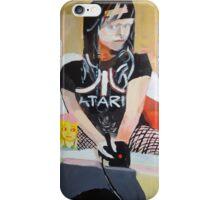 Ariel Rebel iPhone Case/Skin
