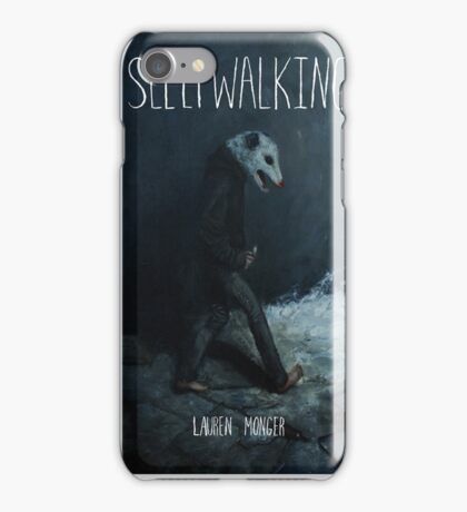 Sleepwalking iPhone Case/Skin