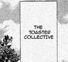 The Toaster Collective Sticker 1  Sticker