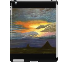 Glass House Storm iPad Case/Skin