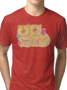 Teddy Bears Tri-blend T-Shirt