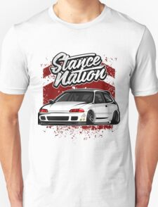 lowlife X civic T-Shirt
