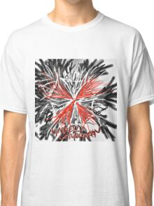 Messy umbrella corporation logo Classic T-Shirt