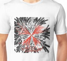 Messy umbrella corporation logo Unisex T-Shirt