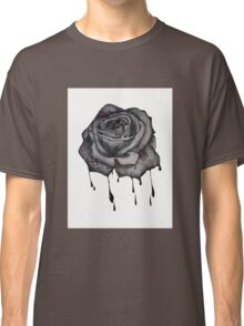 Dripping Rose Classic T-Shirt
