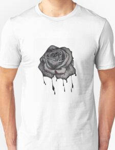 Dripping Rose Unisex T-Shirt