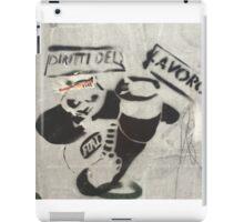 Panda Graffiti iPad Case/Skin