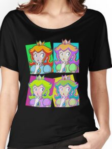 Pop Art Princess Women's Relaxed Fit T-Shirt
