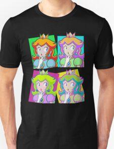 Pop Art Princess Unisex T-Shirt