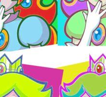 Pop Art Princess Sticker