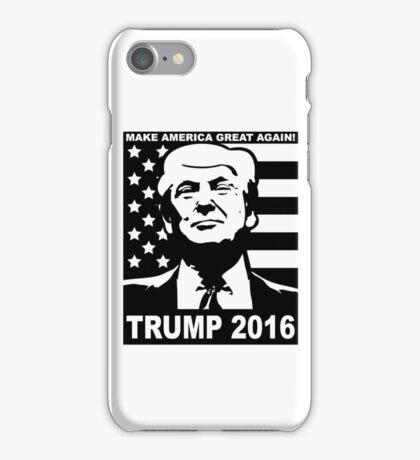 Trump 2016 iPhone Case/Skin