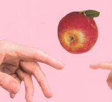 Apple Touch Sticker