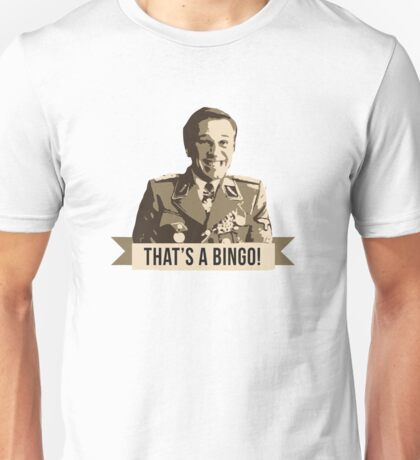 Inglourious Basterds: Bingo! Unisex T-Shirt