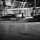 Pedestrians by Leanne Robson
