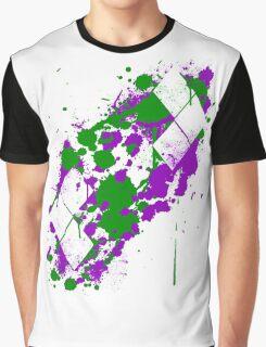 HarleyQuinn SLV Graphic T-Shirt