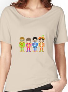 Sit Back and Let the Evening Go Women's Relaxed Fit T-Shirt