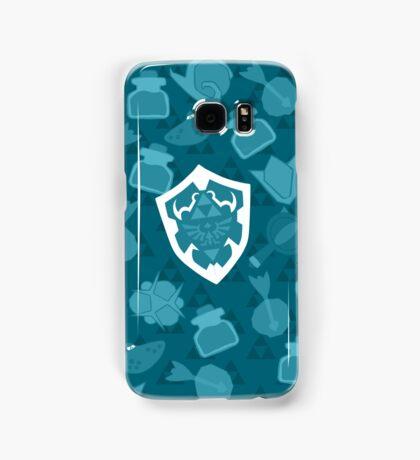 OOT Pattern Blue Samsung Galaxy Case/Skin