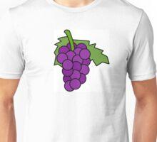 Simple Grapes Unisex T-Shirt
