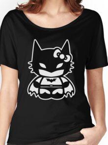 Batgirl Superhero Women's Relaxed Fit T-Shirt
