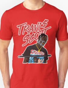 Travis Scott Mask Mamacita Unisex T-Shirt