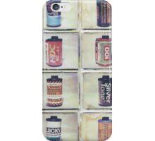 Film Collage #4 iPhone Case/Skin