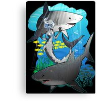 GreatWhites Canvas Print