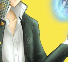 Persona 4 Protagonist Sticker