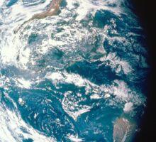 The Earth Sticker