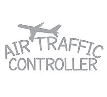 Air traffic controller Photographic Print