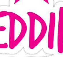 Wedding party STAR Sticker