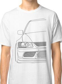 Evo outline - black Classic T-Shirt