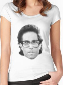 Seinfeld - Jerry's Glasses Women's Fitted Scoop T-Shirt