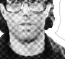 Seinfeld - Jerry's Glasses Sticker