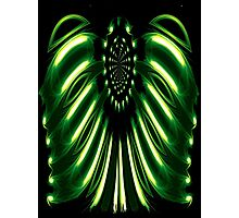 Alien Armour Photographic Print
