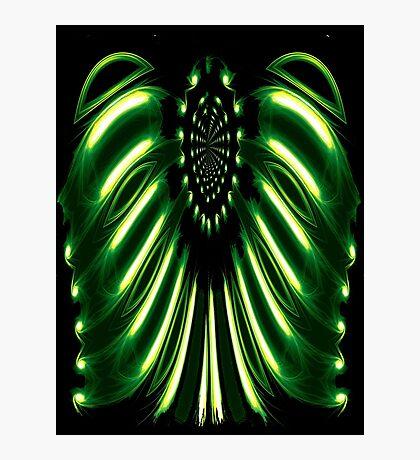 Alien Armour Photographic Print