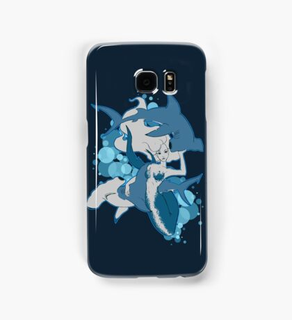 My Friends Samsung Galaxy Case/Skin