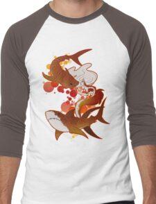 Tigers Men's Baseball ¾ T-Shirt