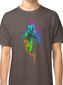 Watercolor Shark Classic T-Shirt
