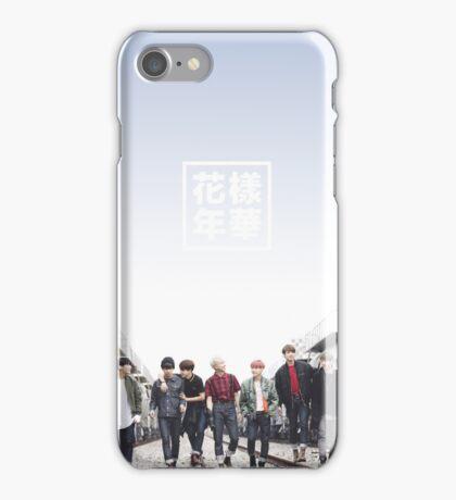 BTS + I NEED U iPhone Case/Skin