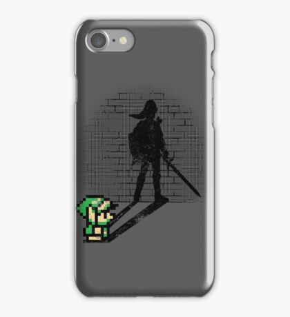 Becoming a Legend - Link iPhone Case/Skin