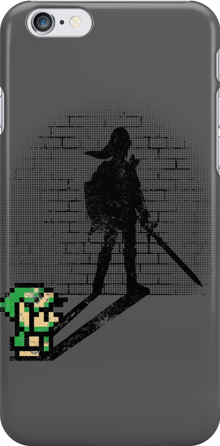 Becoming a Legend - Link by RileyRiot