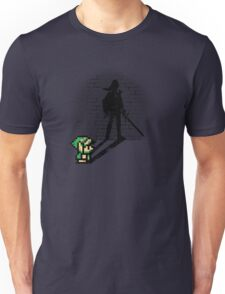 Becoming a Legend - Link Unisex T-Shirt