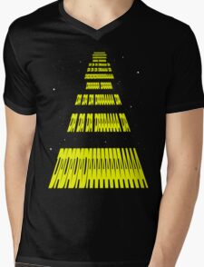 Phonetic Star Wars Mens V-Neck T-Shirt