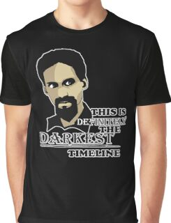 The Darkest Timeline Graphic T-Shirt