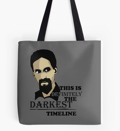 The Darkest Timeline Tote Bag