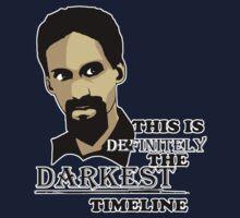The Darkest Timeline Kids Tee