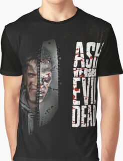 ash vs evil dead Graphic T-Shirt