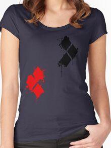 HarleyQuinn Women's Fitted Scoop T-Shirt